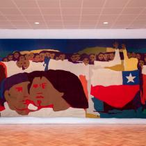 """Entrega oficial del decreto de concesión gratuita de la colección """"Solidaridad"""" a la Fundación Arte y Solidaridad"""