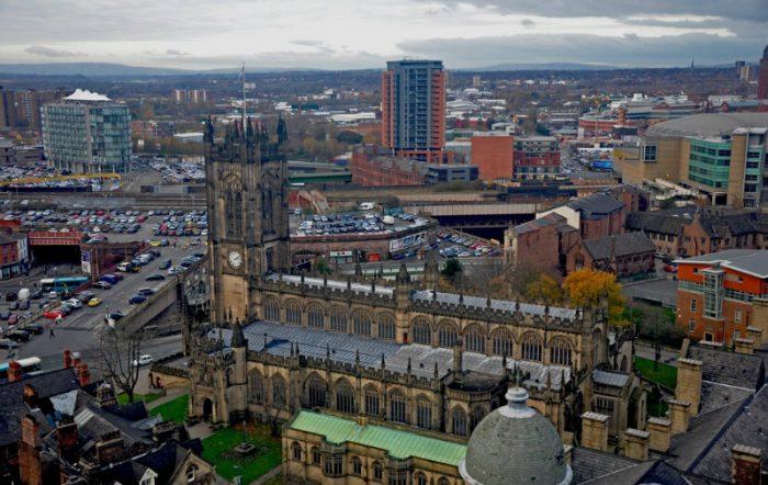 El terror vuelve a Manchester, cuna de músicos y del marxismo