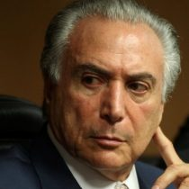 Temer rechaza responder interrogatorio de Policía brasileña sobre casos de corrupción