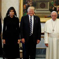 La cara del Papa Francisco lo dice todo tras conocer a Donald Trump