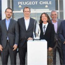 Peugeot Chile lidera el ranking mundial a la mejor filial del Grupo PSA