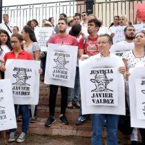 [VIDEO] Paro digital y protestas en México en repudio al asesinato de periodistas