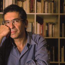 """Roberto Brodsky, un escritor y su silueta: """"No sé qué es el círculo literario chileno"""""""