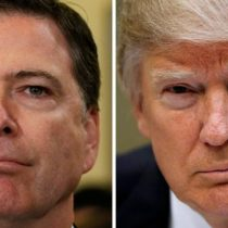 La inusual advertencia de Donald Trump al exdirector del FBI James Comey:
