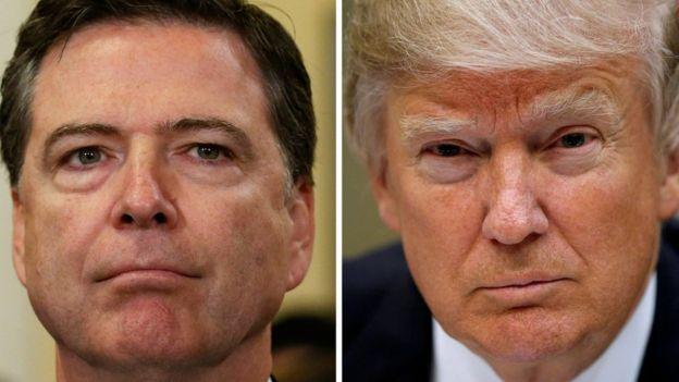 Ex director del FBI: Trump le pidió