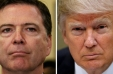 La inusual advertencia de Donald Trump al exdirector del FBI James Comey: