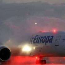 Avión de Air Europa regresó a aeropuerto de Miami tras impacto de un rayo