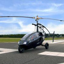 Competencia entre autos voladores está a punto de despegar