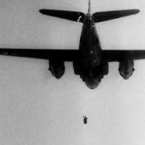 Granjero alemán halla bomba de la Segunda Guerra Mundial y se la lleva a su casa