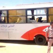Aviones egipcios bombardean centro principal de grupo