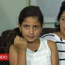 [VIDEO] Cómo una niña de 10 años logró escapar de un caimán que le mordía la pierna en Florida