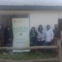 Clínica cannábica móvil visita las zonas más apartadas de la región de Aysén