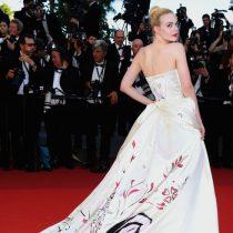 La alfombra roja de la inauguración del Festival de Cannes 2017