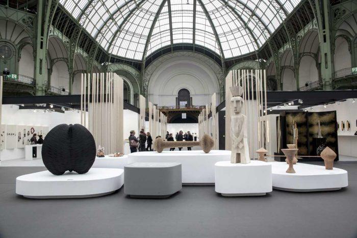 Artesanía, una revelación chilena en París