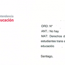 ¿Qué es lo que exige realmente la circular de Educación que protege los derechos de los estudiantes trans?