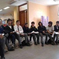 Cambiando la mentalidad: colegios de hombres se organizan contra el machismo
