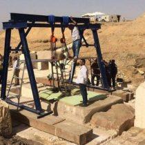 La milenaria tumba de la hija de un faraón que encontraron en Egipto