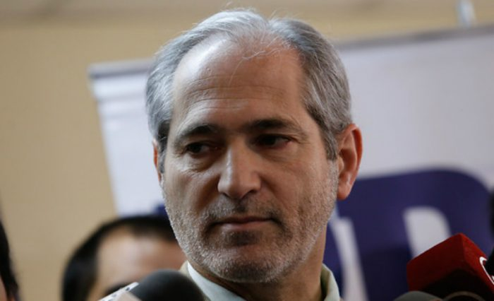 Fiscal Pérez Calaf se inhabilita de tramitar la querella por delitos de lesa humanidad contra Piñera