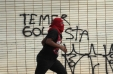 [VIDEO] La masiva protesta y los violentos enfrentamientos en Brasil para exigir la renuncia de Temer