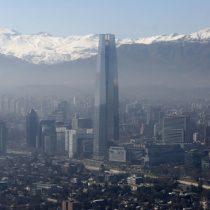 Intendencia decreta alerta ambiental en Santiago