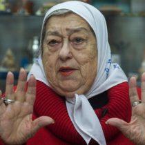 Procesan a la presidenta de Madres de Plaza de Mayo en una causa por fraude