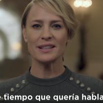 [VIDEO C+C] House of Cards: El perturbador mensaje de la Administración Underwood