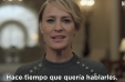 [VIDEO C+C] House of Cards: El perturbador mensaje de la Administración Underwood