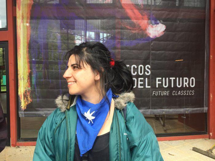 """Claudia Huaiquimilla, cineasta mapuche: """"Hacer una película es muy difícil si no tienes un apellido con contactos detrás"""""""