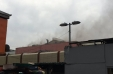 Incendio destruye local de mall en pleno barrio Meiggs