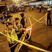 Al menos cinco muertos y diez heridos en atentado bomba suicida en Indonesia