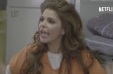 [VIDEO C+C] Itatí Cantoral en Orange is the New Black: ¡Llorando en español!
