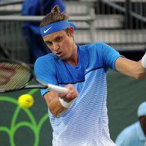 Debut y despedida: Jarry sucumbió ante Del Potro y queda eliminado de Roland Garros