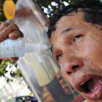 Qué le hacen a nuestro cuerpo los gases lacrimógenos
