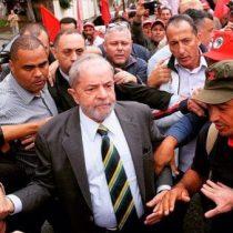 Ex presidente Lula declara cinco horas ante juez por el caso Petrobras
