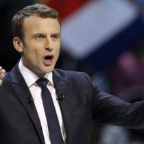 El partido de Macron gana primera vuelta de legislativas, según proyecciones