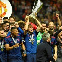 El Manchester United somete al Ajax y se corona por primera vez campeón de la Liga Europea