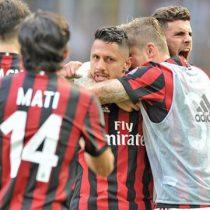 [VIDEO] La extraordinaria asistencia de Matías Fernández en triunfo del Milan