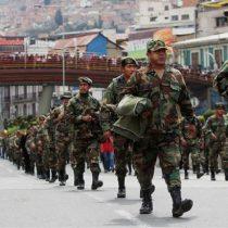 Militares de Bolivia diseñan plan para sentar soberanía en frontera con Chile