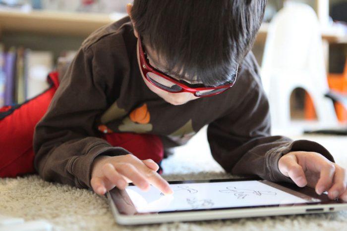 Uso de tecnología en la infancia
