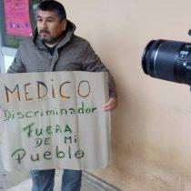 [VIDEO] Urgencia de Hospital de Aysen se niega a dar atención a persona indigente