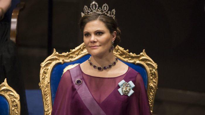 La princesa Victoria de Suecia confiesa por qué sufrió anorexia y qué la sanó