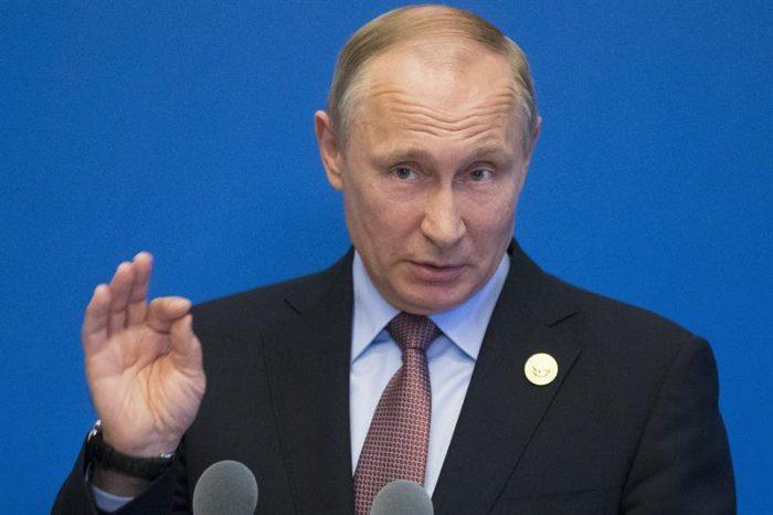 Putin condena el atentado de Barcelona y pide unidad contra el terrorismo