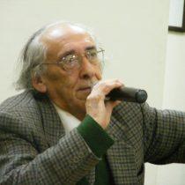 Murió el poeta y periodista Fernando Quilodrán
