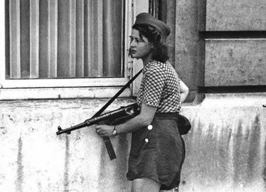 Mujeres valientes de todas las épocas