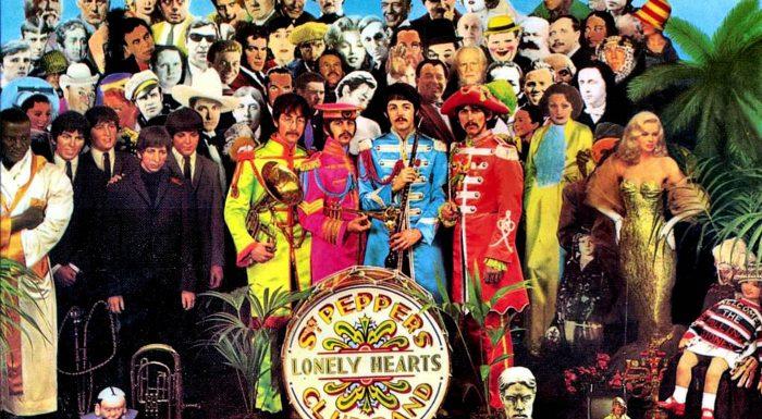 El abecedario del álbum más famoso de la historia