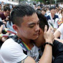 Taiwán aprueba el matrimonio gay y allana el camino a los homosexuales en China