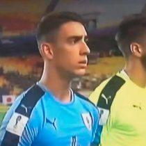 [VIDEO] Otra vez: himno chileno es reemplazado por el de Uruguay en Mundial sub 20 de Corea