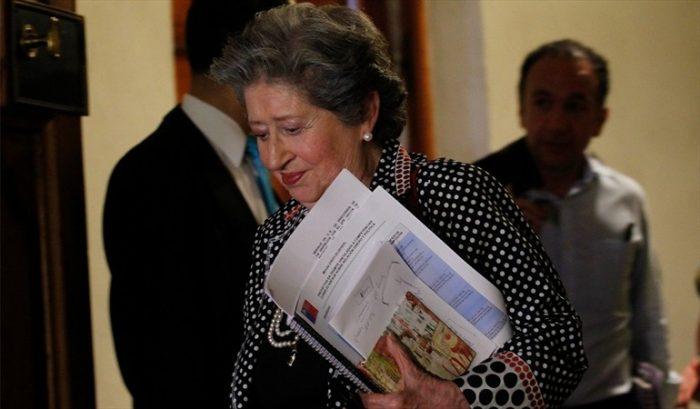 Murió la abogada Olga Feliú