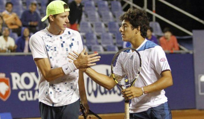 Tenis: Nicolás Jarry y Christian Garín avanzan sin complicaciones en la qualy de Wimbledon