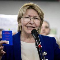 Fiscal general de Venezuela dice que ha sido